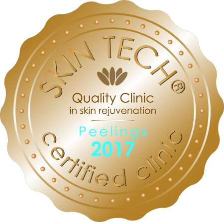 SkinTech® Certified Clinic- Peelings 2017