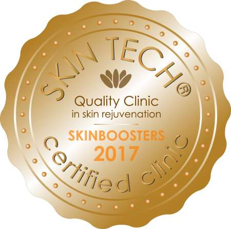 SkinTech® Certified Clinic- Skinboosters 2017