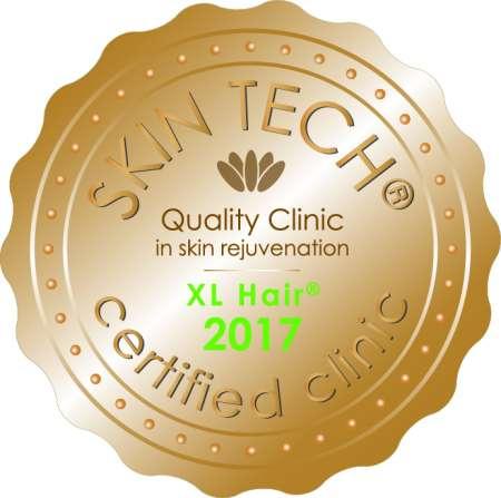 SkinTech® Certified Clinic- XLHair 2017