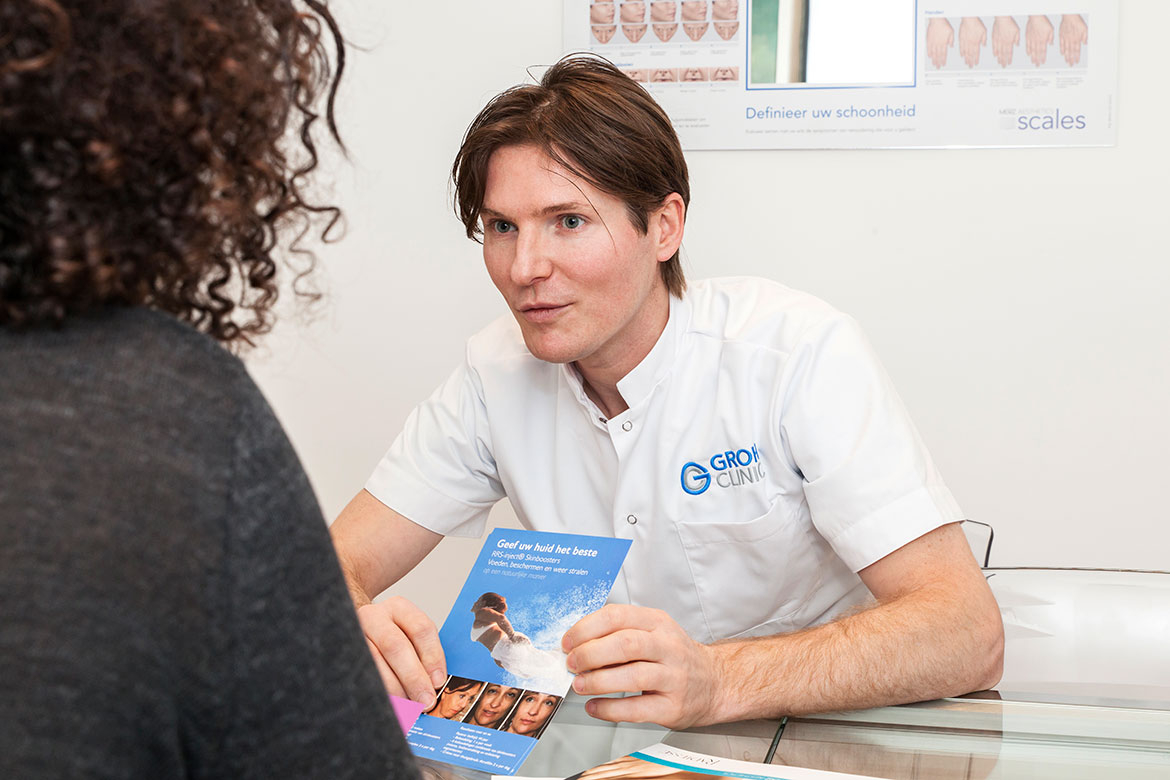 gratis consult groh clinic