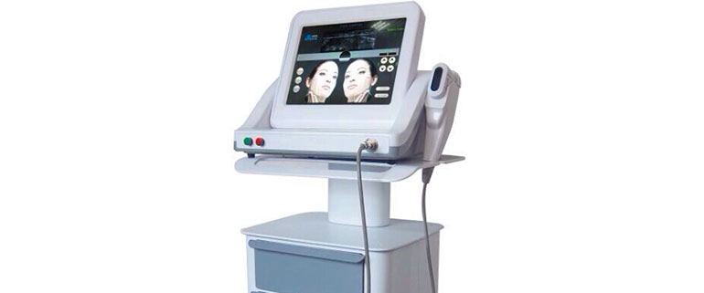 HIFU betekent High Intensity Focused Ultrasound